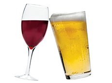 Wine and Beer