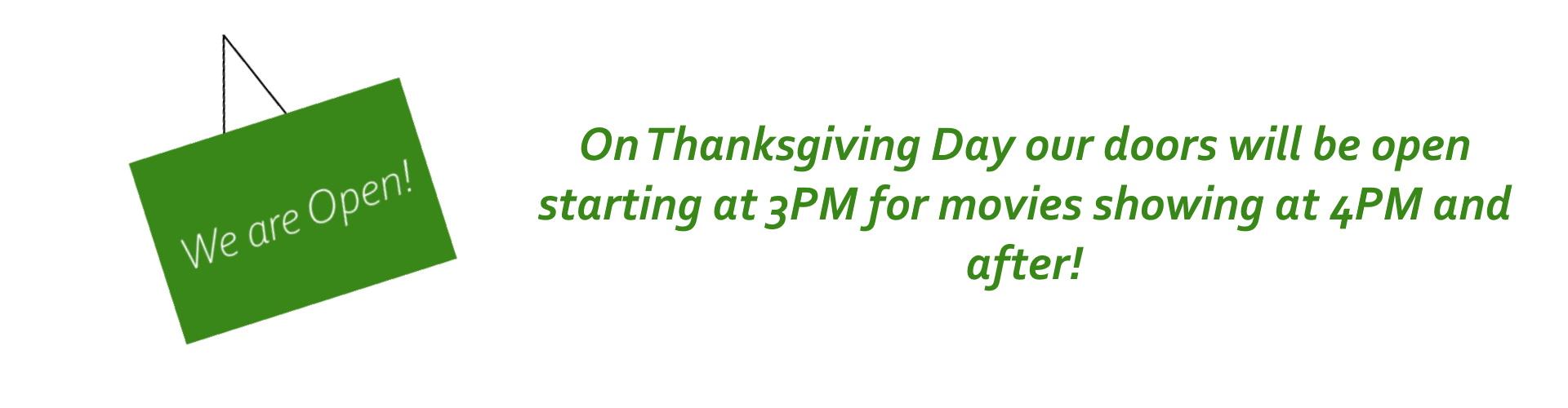 thanksgivingweareopen