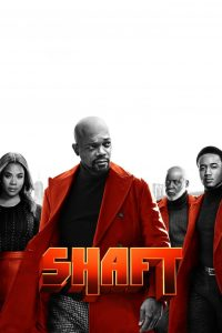 "Poster for the movie ""Shaft"""