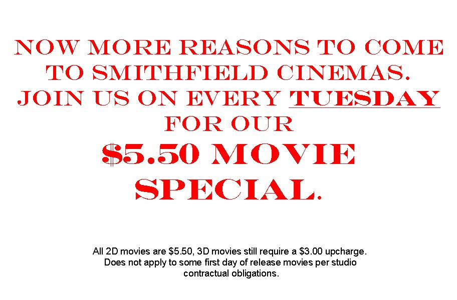 Smithfield Cinema Movie Times 50